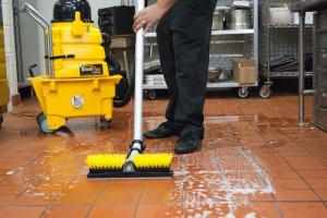 healthcare cleaning companies