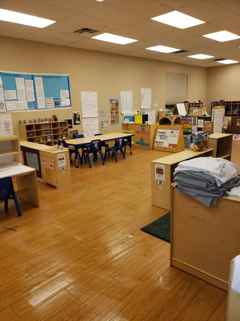 class room .